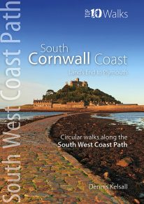 Top 10 Walks: South West Coast Path: South Cornwall - ISBN: 978-1-908632-71-5