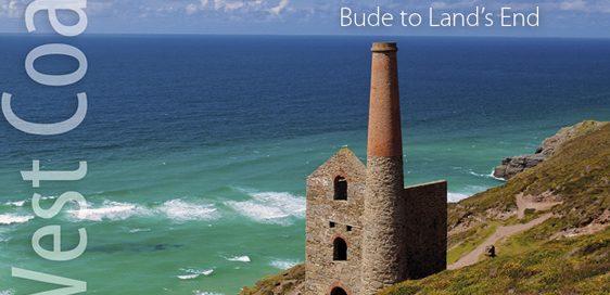 Top 10 Walks: South West Coast Path: North Cornwall Coast - Bude to Land's End