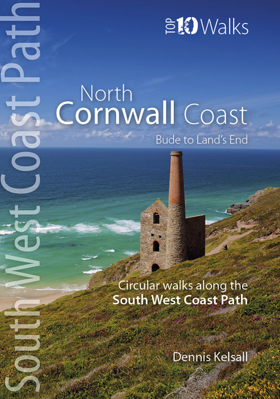 Top 10 Walks: South West Coast Path: North Cornwall Coast - Bude to Land's End