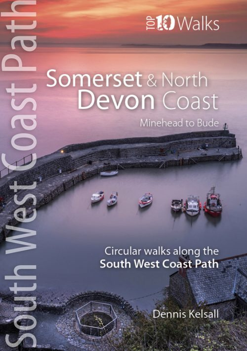 Top 10 Walks: South West Coast Path: Somerset and North Devon Coast - Minehead to Bude