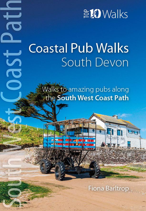 South West Coast Path - best pub walks in South Devon
