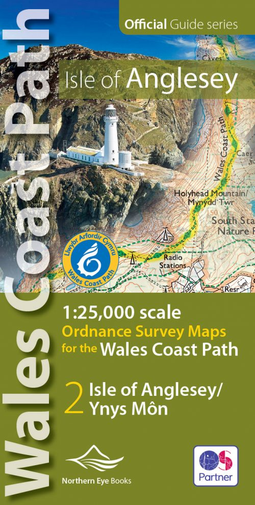 OS map book - 1:25,000 scale - Isle of Anglesey