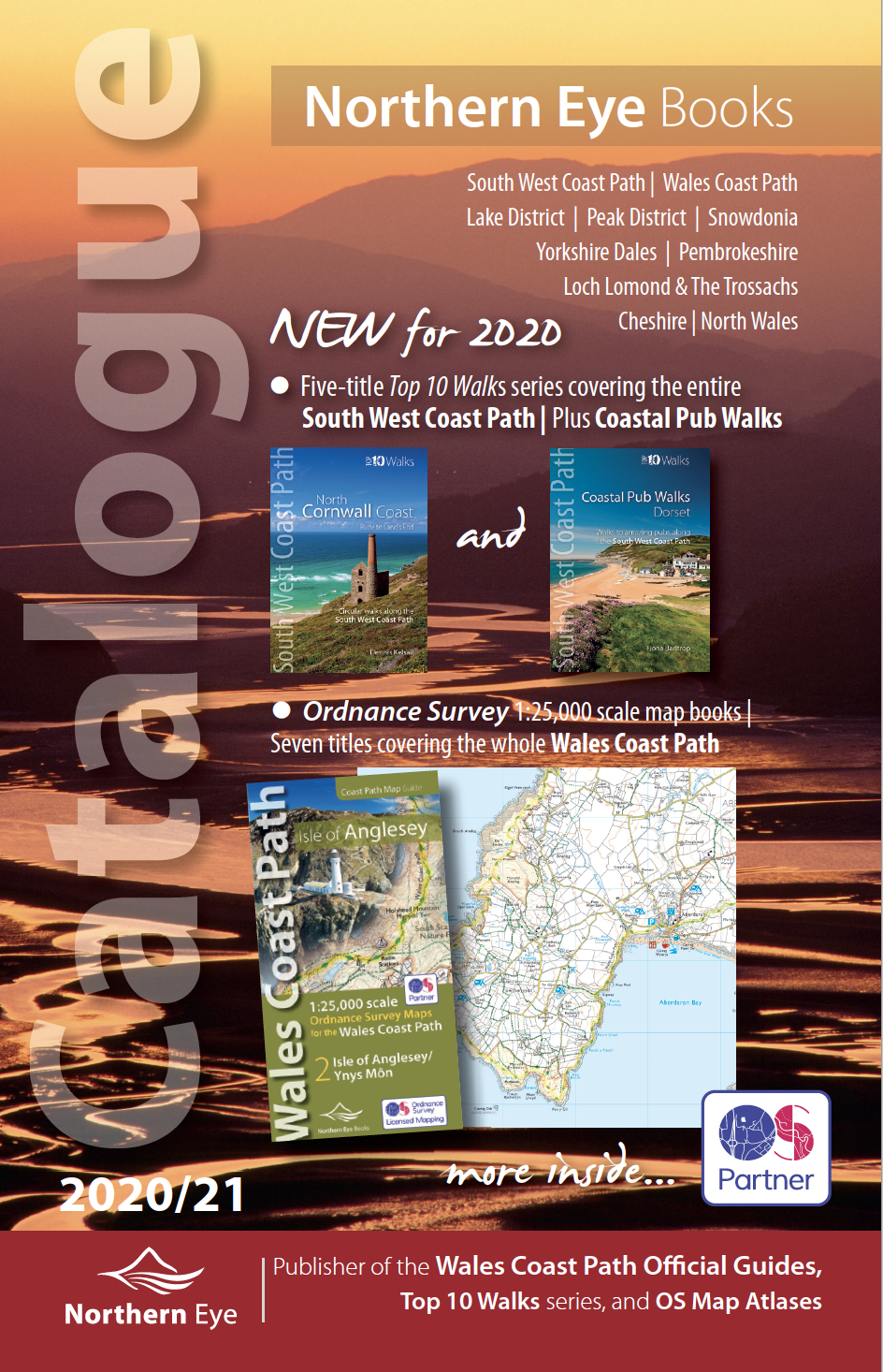 Northern Eye Books - NEW 2020/21 Catalogue