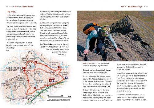 Lake District ridge walks