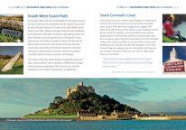 South West Coast Path, South Cornwall - circular walks