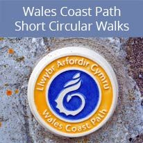 Wales Coast Path: Short Circular Walks