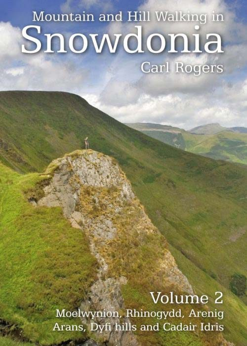 Mountain and Hillwalking in Snowdonia - Volume 2
