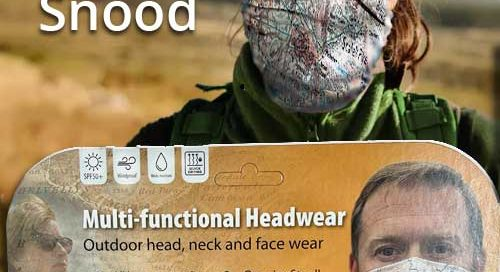 Scafell Pike snood