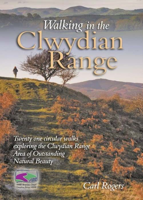 Walking in the Clwydian Range