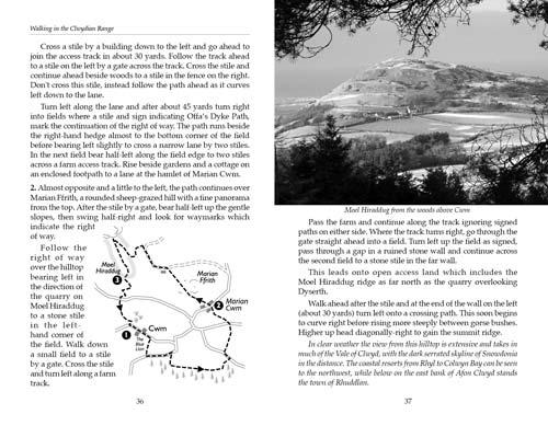 Best Clwydian hills walks