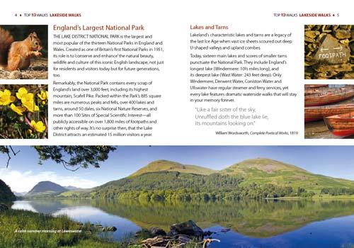 Lake District lakeside Walks
