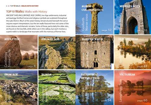 Best Lake District history walks