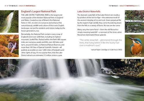Best Lake District waterfall walks