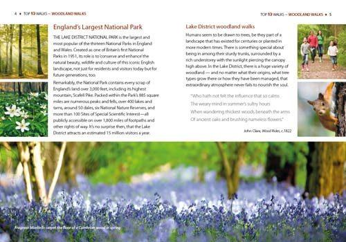 Top ten walks in the Lake District