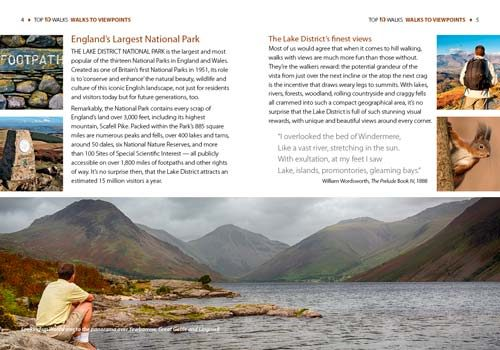 Best Lake District walks to views