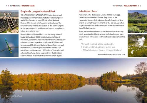 Lake District tarn Walks