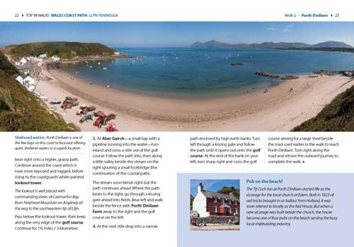 Best Llyn coast walks