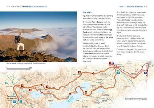 Snowdonia mountain walks