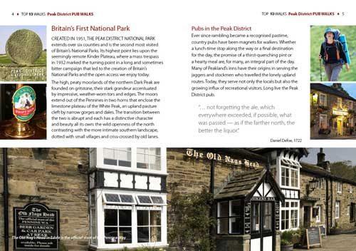 Best Peak District pub walks