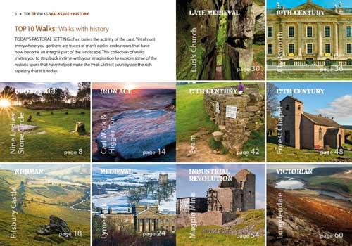 Best Peak District history walks