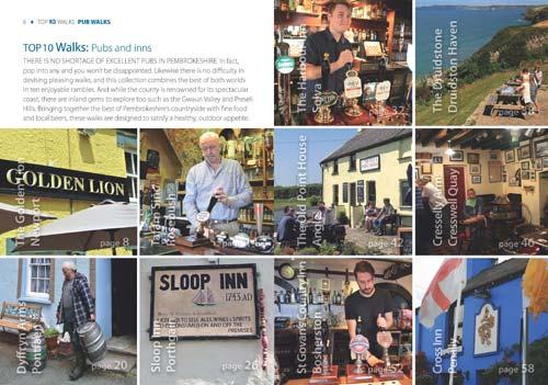 Best Pembrokeshire pub walks