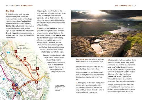 Best Peak District edge walks