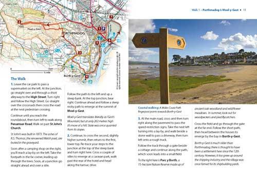 Best Snowdonia coast path walks