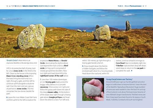 North Wales Coast walks