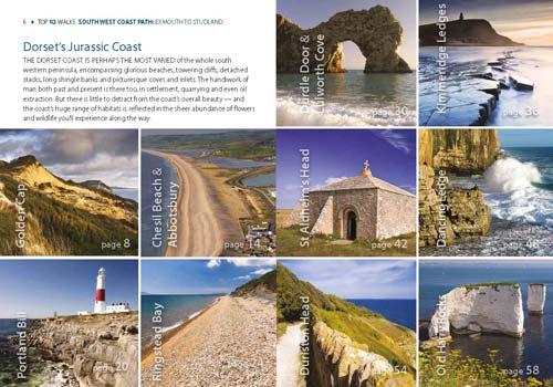 Best Dorset walks
