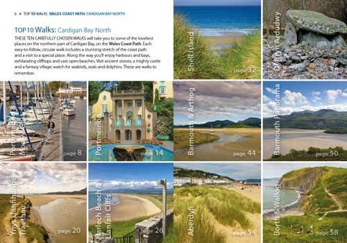 Best Snowdonia coast walks