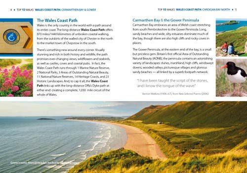 Carmarthen Bay and Gower Walks