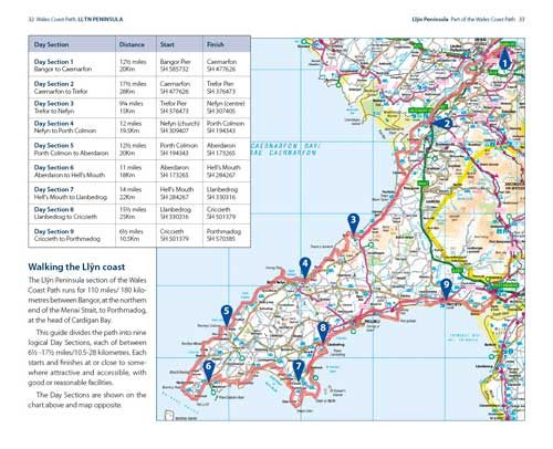 Best Llyn Wales Coast Path walks