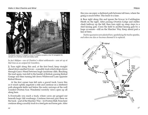 Cheshire and Wirral walks
