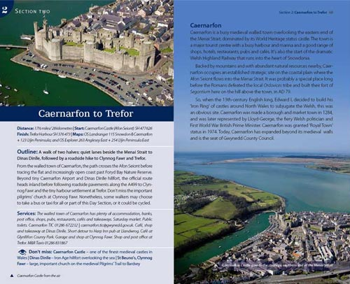 Llyn Peninsula Coast Path official guide