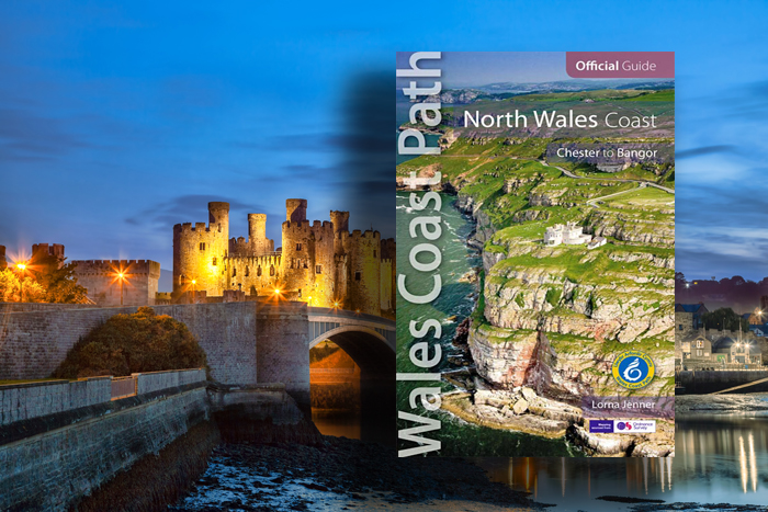 New edition of North Wales Coast section of the Official Guide to the Wales Coast Path