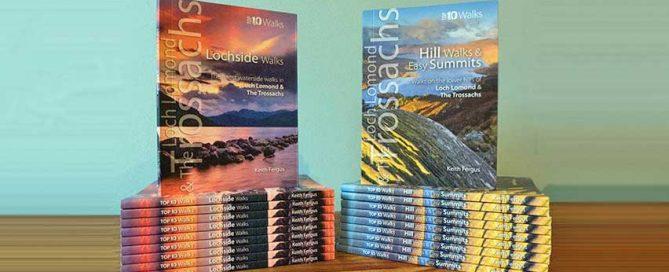 Scottish walks books