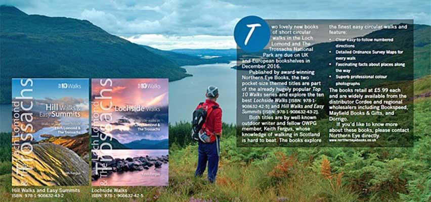 Loch Lomond and Trossachs books