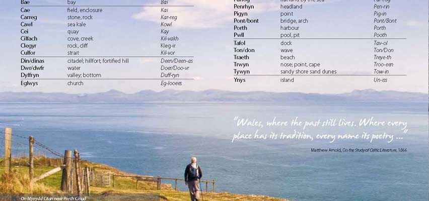 Welsh place names