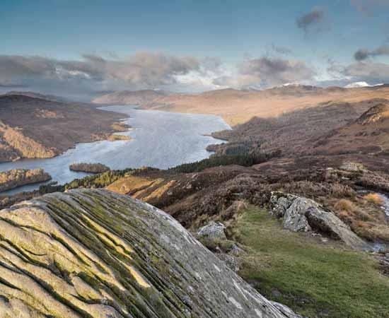 Best Loch Lomond walking books