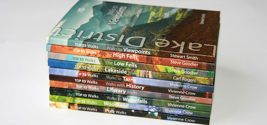 Lake District walks books