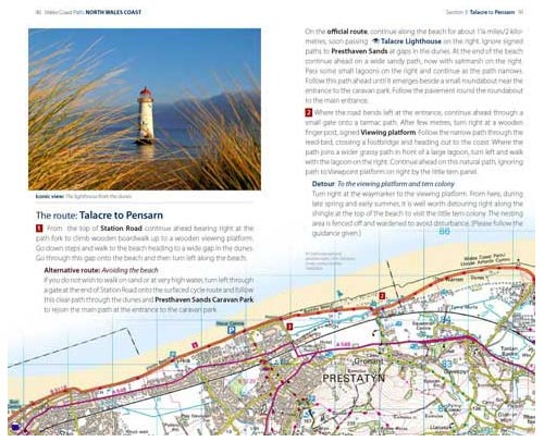 North Wales Coast official guide