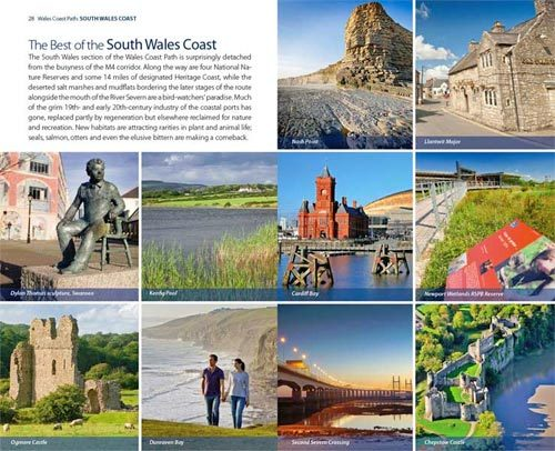 South Wales Coast guide